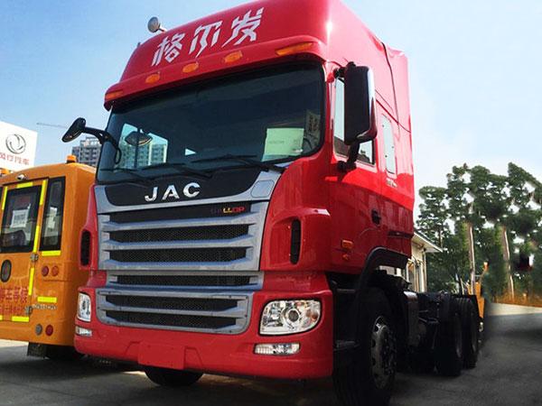 江淮-格爾發A5W重卡-460馬力-6X4牽引車(HFC4251P12K7E33S3V)