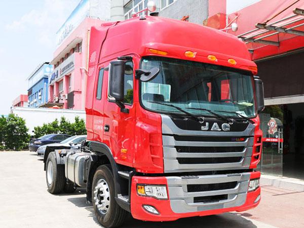 江淮-格爾發K3W重卡310馬力-4X2牽引車(HFC4181P1K5A35S3V)