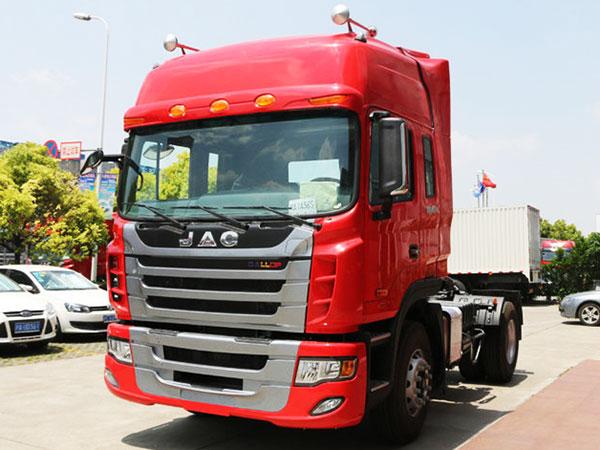 江淮-格爾發K3W重卡-310馬力-4X2牽引車(HFC4181P1K5A35S3V)