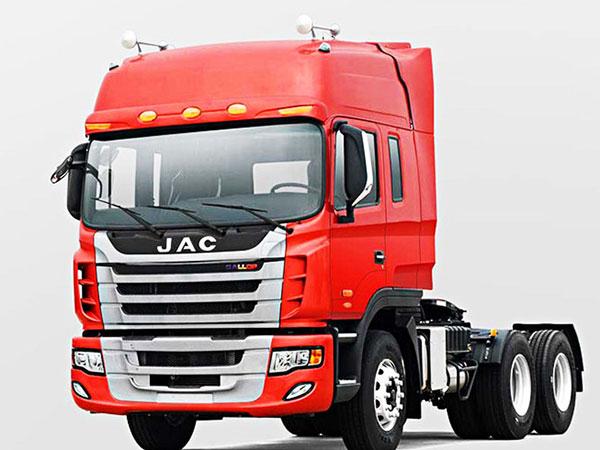 江淮-格爾發K3W重卡-輕量化版-375馬力-6X4牽引車(高頂)(HFC4251P12K6E33S3V)