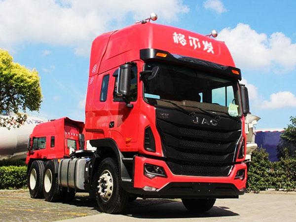 江淮-格爾發K5W重卡-460馬力-6X4-牽引車(HFC4251P12K7E33S1V)